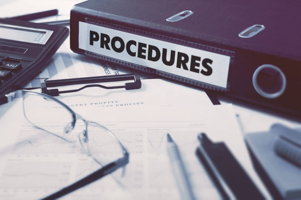 procedure to nonprofits