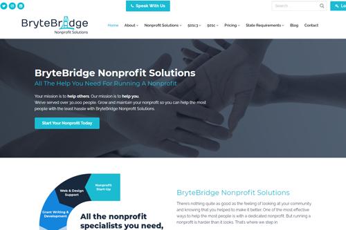 New Brytebridge.com Launch